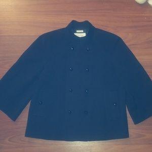 Calvin Klein quarter sleeve jacket (size 10)